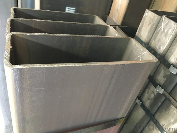 Low carbon square rectangular pipe for steel structure