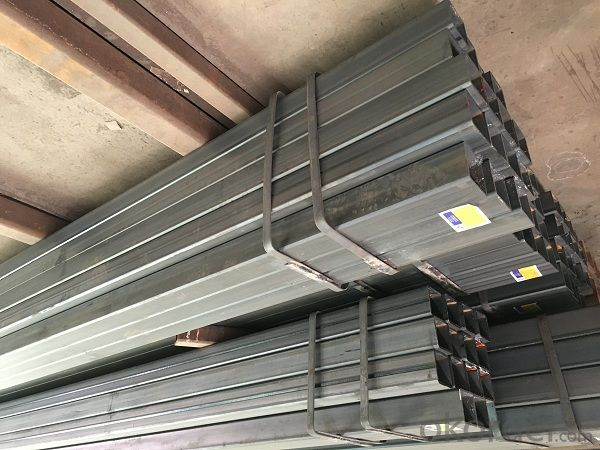Kinds of   carbon steel  square rectangular tube