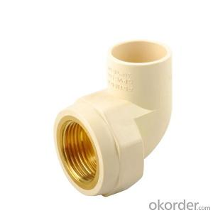 PPR Female Threaded Elbow Plastic Pipe Fitting High Quality