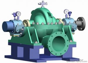 Split Case Pumps Double Suction Water Pumps
