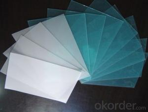 100% Virgin material clear polycarbonate film