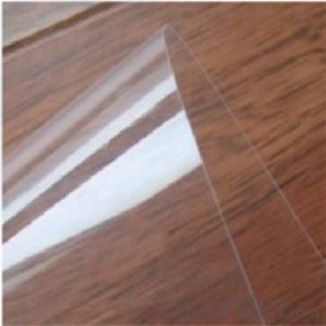 100% Virgin material clear polycarbonate film