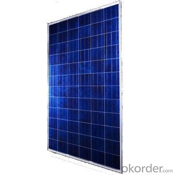 180W Poly Solar Panel with High Efficiency Made in China