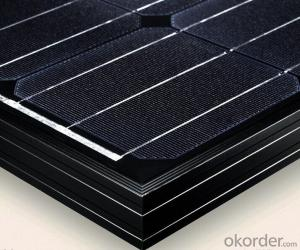 160W Poly Solar Panel with High Efficiency Made in China