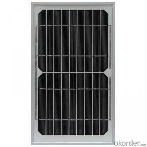 100W Mono Solar Panel Made in China for Sale