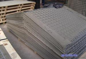 Military Hesco Barrier Gabion Bastions High Quality