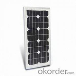 Muticrystalline Solar Panel 200W A Grade For Commercial