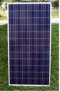Muticrystalline Solar Panel 150W A Grade For Commercial