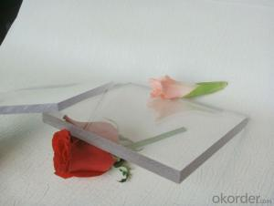 100% Virgin material clear polycarbonate anti-static sheet