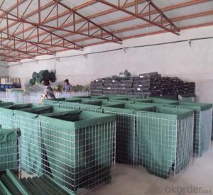 Military Hesco Bastion Hesco Container High quality
