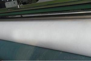 Needle Punched Polyester Nonwoven Geotextile Fabric