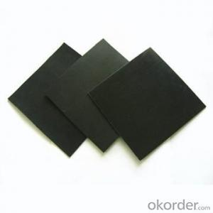Resistance Black HDPE Geomembrane for Pond Liner with Suitable Price
