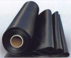 HDPE Geomembrane/ Nonwoven Geotextile with CE