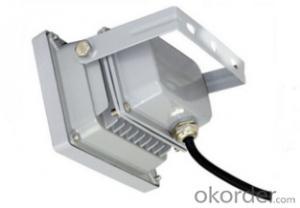 IP65 Aluminum Alloy waterproof dustproof 10w led floodlight