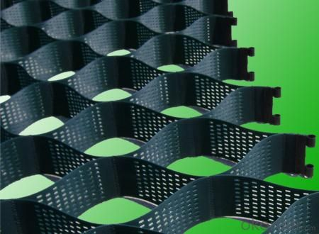 High Density Polyethylene Geocell with CE