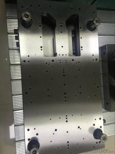 Euro HASCO Mould Frame Mould Base for Plastic Injection Moulding
