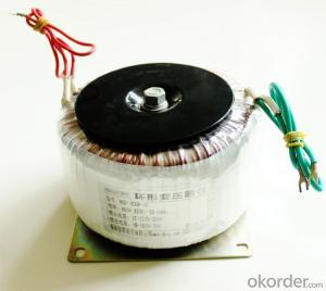 High Voltage Toroidal Transformer