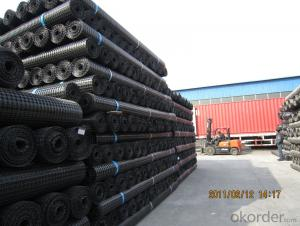 Polyester Geogrid for Hill Slope Reinforcement
