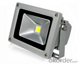 IP65 Aluminum Alloy waterproof dustproof 10w led floodlight