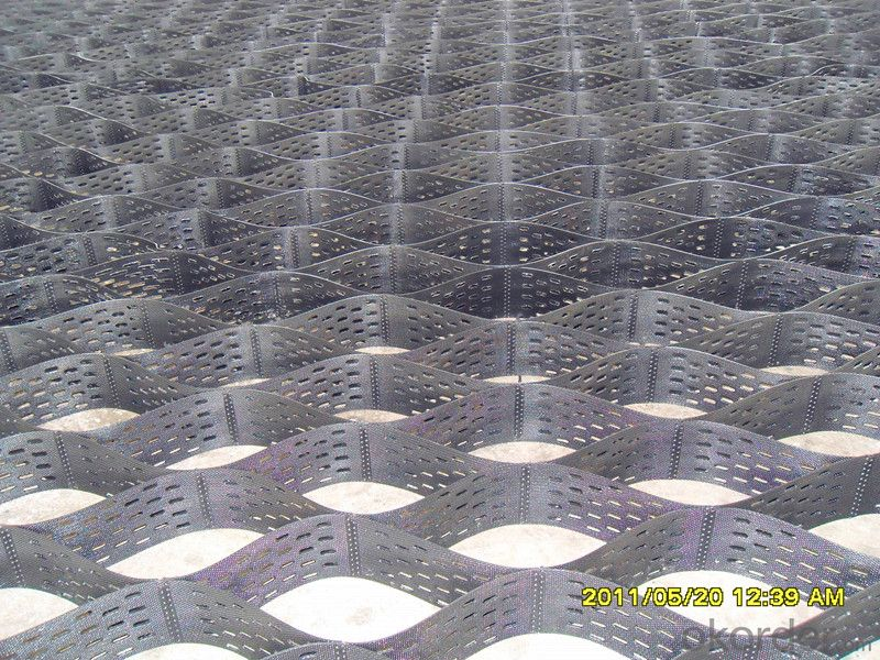 HDPE High Strength Geocell for Parking Pot
