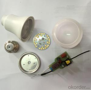 LED Bulb 12W 1055LM E27/B22 2700K-6500K 25000H