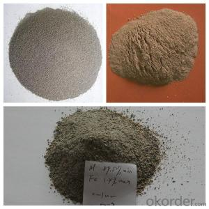 calcined alumina bauxite price with Good Quality