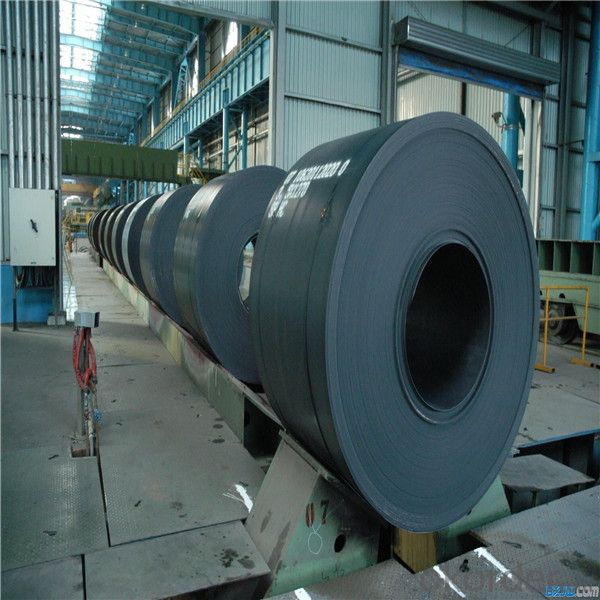 Steel coils in china hot rolled with good price