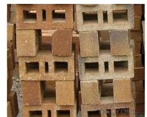 75% Al2O3 High Alumina Refractory Bricks Based On Bauxite