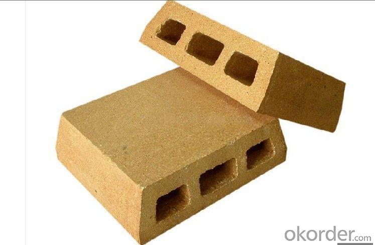 75% Al2O3 High Alumina Refractory Bricks Based On Bauxite