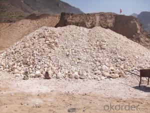 refractory grade size 1-3mm calcined bauxite made in China