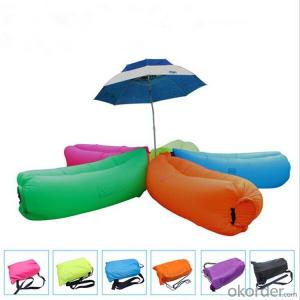 Laybag Sleeping Bag Air Sleep Camping Bed Sofa Portable Beach Air Hammock Sleep Bed Lazy Bag