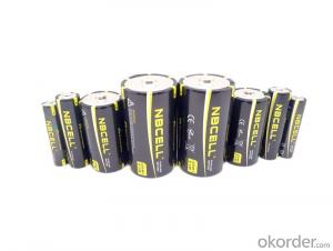 Alkaline Battery 1.5V LR6 AA AM-3 (NBCELL brand or OEM)