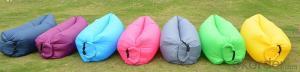 banana lazy lay bag Beach Sofa Lounge Banana Sleeping bags Fast Inflatable hangout Air Sleep bed