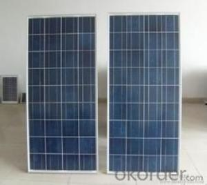 CNBM Poly 205W Solar Panel with TUV UL CE Certificate For Residential