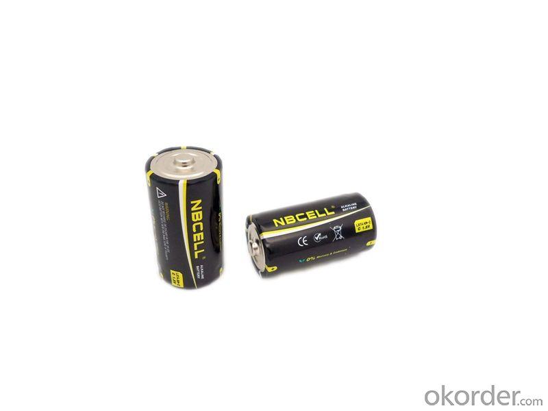 Alkaline Battery 1.5V LR14 C AM-2 (NBCELL brand or OEM)