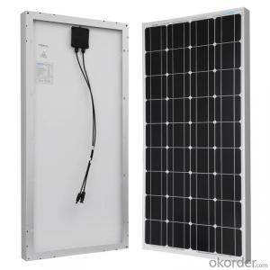 Waterproof Solar Panel With Indoor Led Bulb 75W