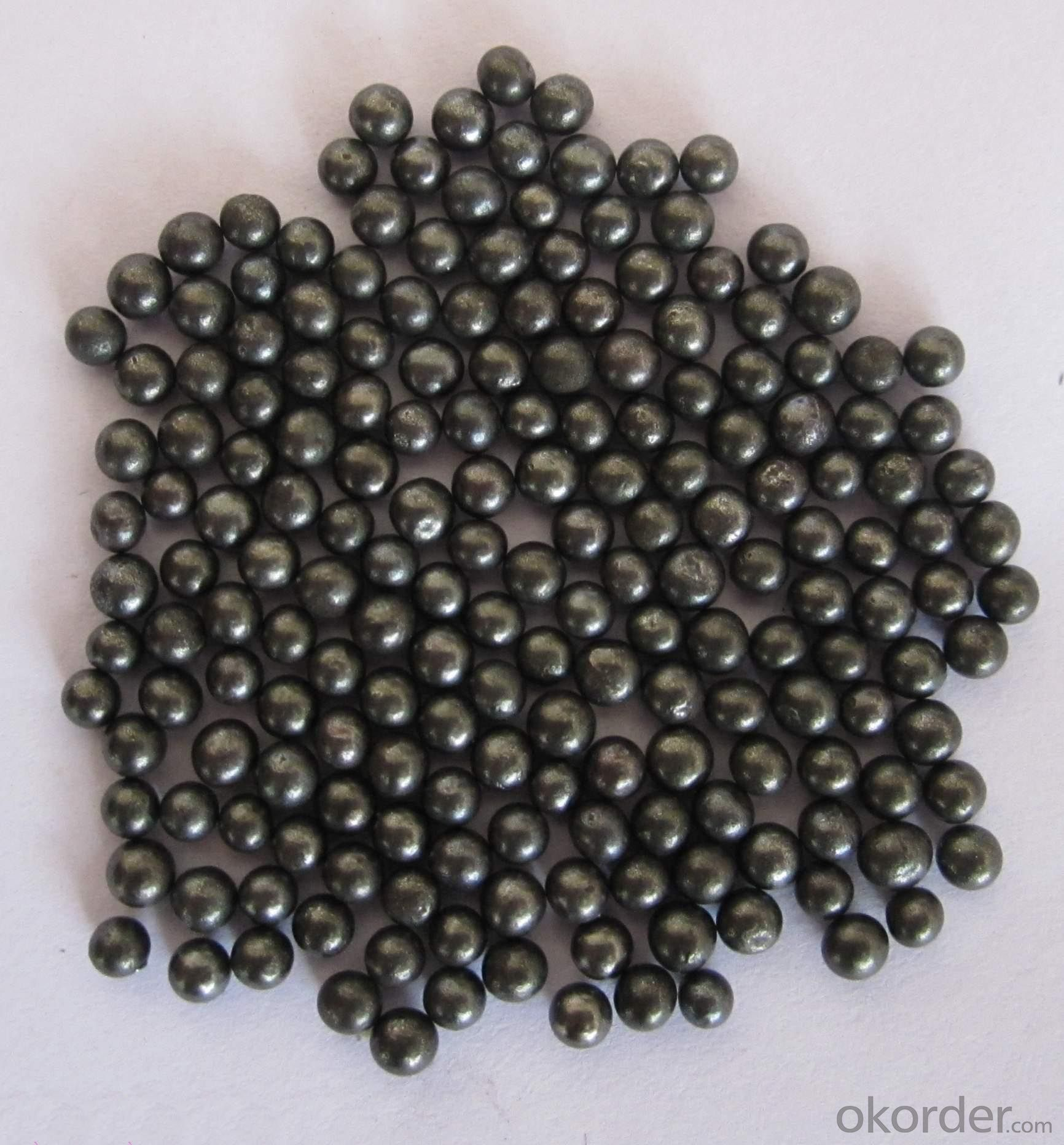 Steel Shot S460 /Steel Ball for Surface Preparation Made in China