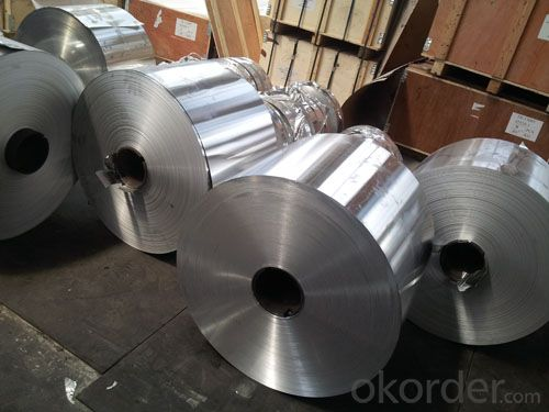 1050 1060 O H14 H24 Mirror Insulation Aluminium Coil