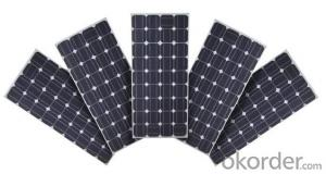 130W/135W Solar Panel with IDCOL SONCAP Certificates
