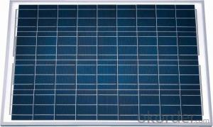 CE and TUV Approved High Efficiency 150W Poly Solar Panel