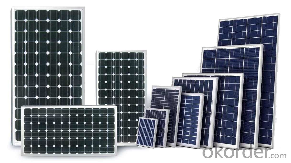 140W/145W Solar Panel with IEC MCS Certificates