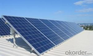 250W Solar Panel Certificated with High Effect