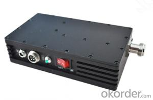 Wireless COFDM Video Transmitter with 40KM Long Range