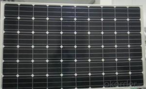 Mono Solar Panel of Cheap Price High Effect