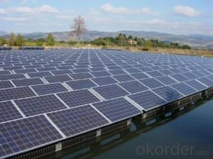 300W Solar Panel with TUV CEC Certificates