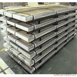 321 Stainless Steel Sheet with iso9001:2000 certified