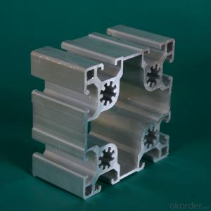 Alloy 6061 Aluminium Extrusion Profiles For Industrial Application