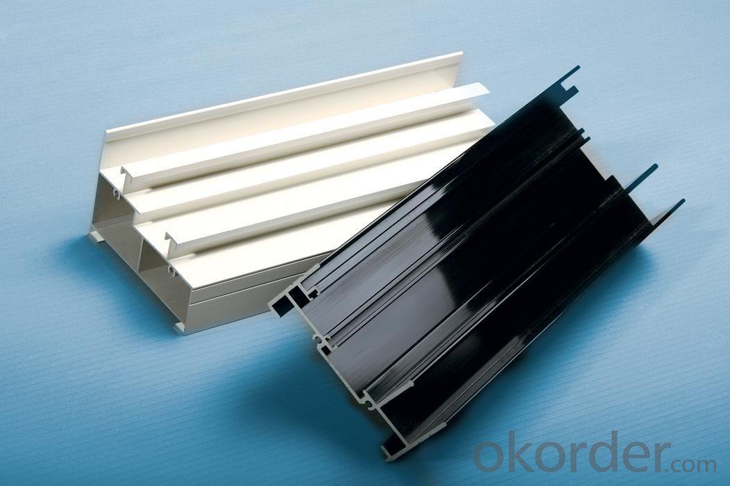 Alloy 6063 Aluminium Extrusion Profiles For Construction
