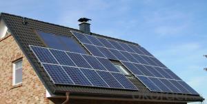 240-265W PV Polycrystaline Solar Moduels 12V & 24V