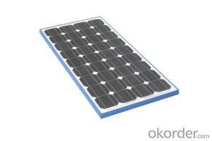 240W PV Monocrystaline Solar Moduels 12V & 24V